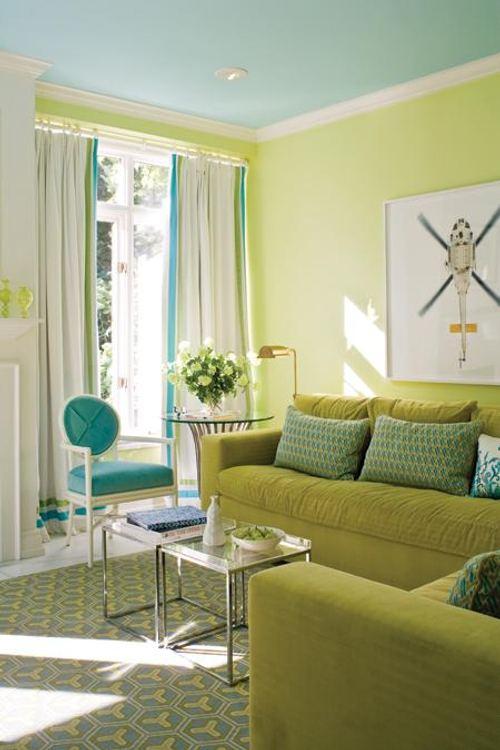 Combinacion de colores para interiores imagui - Combinacion de colores para salones ...