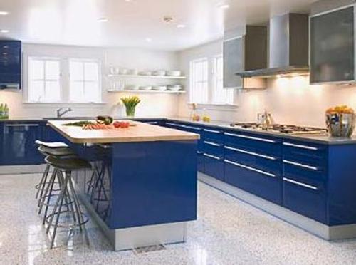 Decoracion e ideas para mi hogar fotos 9 cocinas en for Kitchen cabinet trends 2018 combined with wall letter art