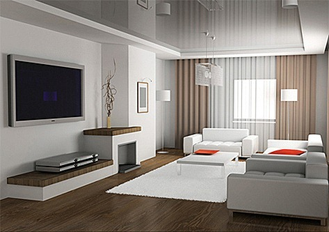 como elegir muebles salon minimalista 2 Cmo Elegir los Muebles para un Saln Minimalista