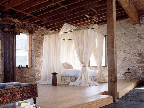 decoracin-dormitorio-loft-romantico-rustico