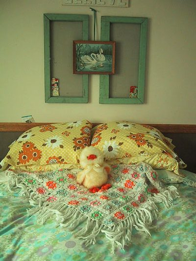 ideas decorar crochet dormitorio Ideas de Decoracin en Crochet