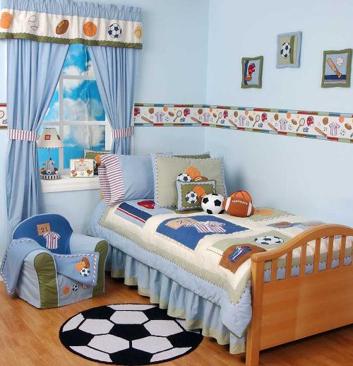 Ideas de Habitaciones Temáticas para Niños y Niñas – Dormitorio