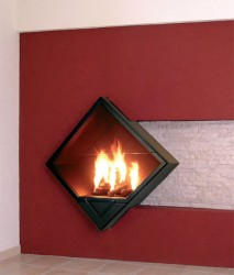 modernas chimeneas pared peynote 213x250 Modernas Chimeneas de Pared