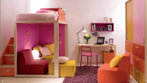 Cuartos de jovenes imagui for Dormitorios juveniles sencillos