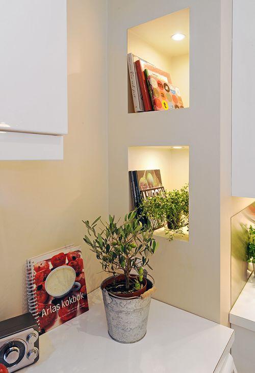 Decoracion de espacios reducidos decorar tu casa es - Decoracion pisos pequenos ...